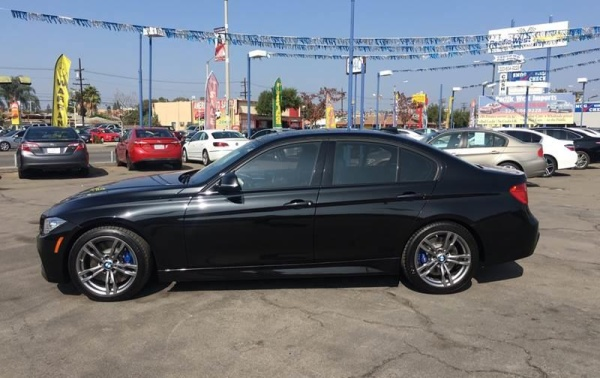 2015 BMW 3 Series in Los Angeles, CA