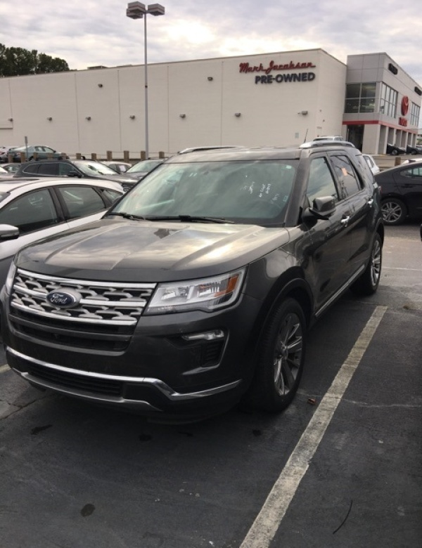 2018 Ford Explorer in Durham, NC