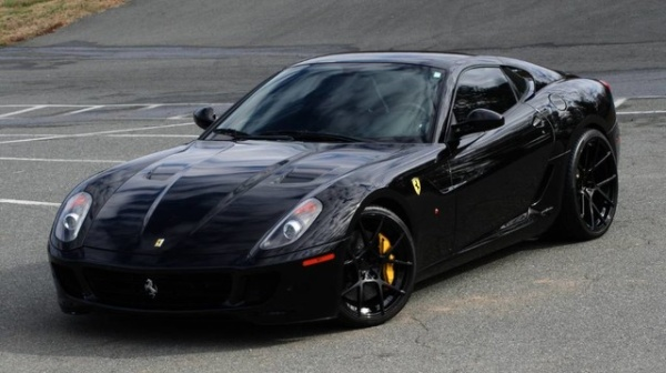 2007 Ferrari 599 Gtb Fiorano Coupe For Sale In Charlotte Nc