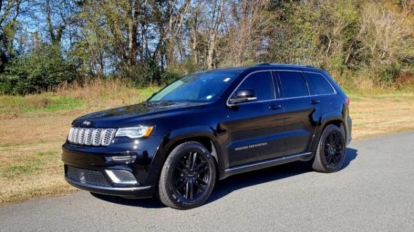2017 Jeep Grand Cherokee in Charlotte, NC