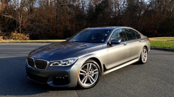 2016 BMW 7 Series in Charlotte, NC
