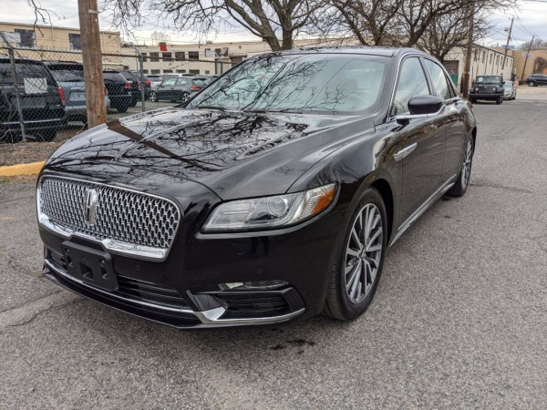 2019 Lincoln Continental in Hasbrouck Heights, NJ
