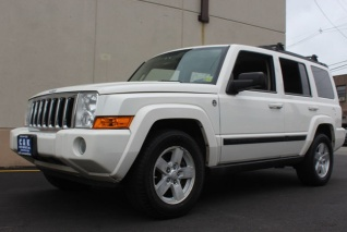 Used 2007 Jeep Commander Sport 4WD For Sale In Hasbrouck Heights, NJ