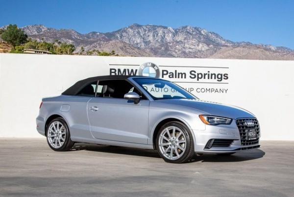 2016 Audi A3 in Palm Springs, CA
