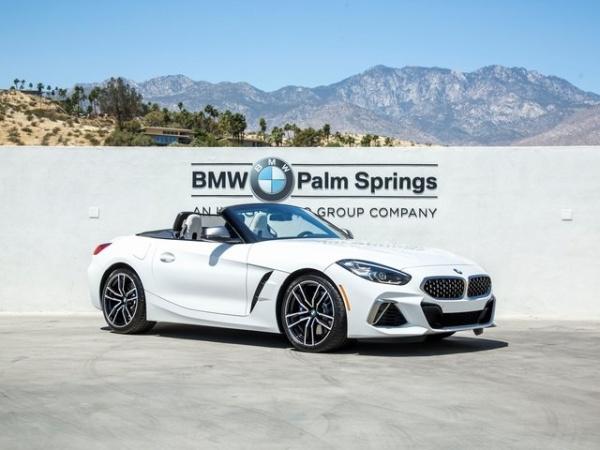 Bmw Palm Springs >> 2020 Bmw Z4 M40i Roadster For Sale In Palm Springs Ca Truecar