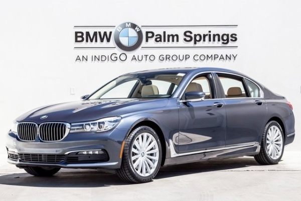BMW Palm Springs >> 2017 Bmw 7 Series 740i Xdrive For Sale In Palm Springs Ca