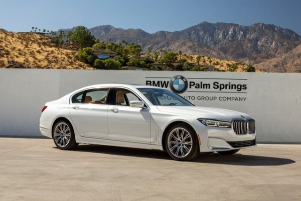 2020 BMW 7 Series in Palm Springs, CA