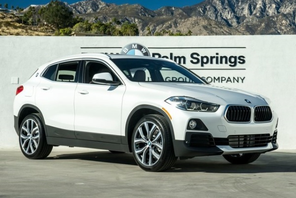 2020 BMW X2 in Palm Springs, CA