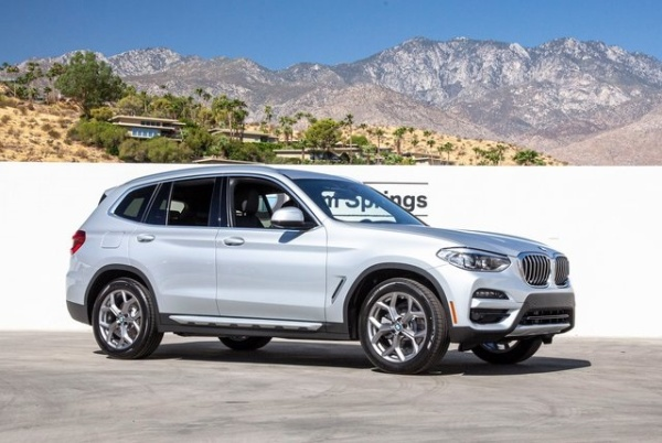 2020 BMW X3 in Palm Springs, CA
