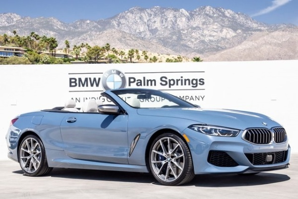 Bmw Palm Springs >> 2019 Bmw 8 Series M850i Xdrive Convertible For Sale In Palm Springs