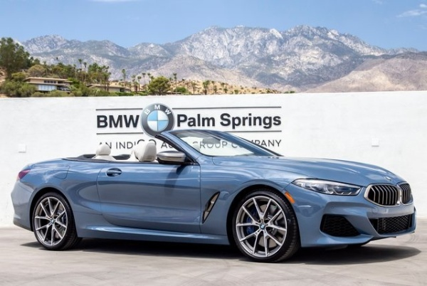 BMW Palm Springs >> 2019 Bmw 8 Series M850i Convertible For Sale In Palm Springs