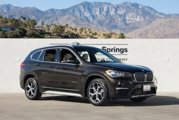 2018 BMW X1 in Palm Springs, CA