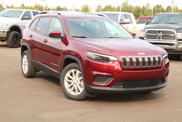 2020 Jeep Cherokee in Dallas, GA
