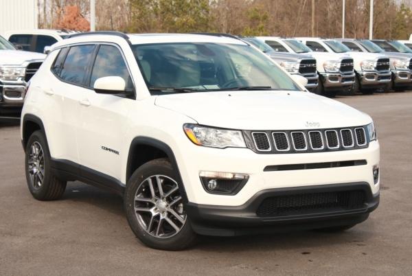 2020 Jeep Compass in Dallas, GA