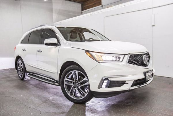 2017 Acura MDX in Puyallup, WA