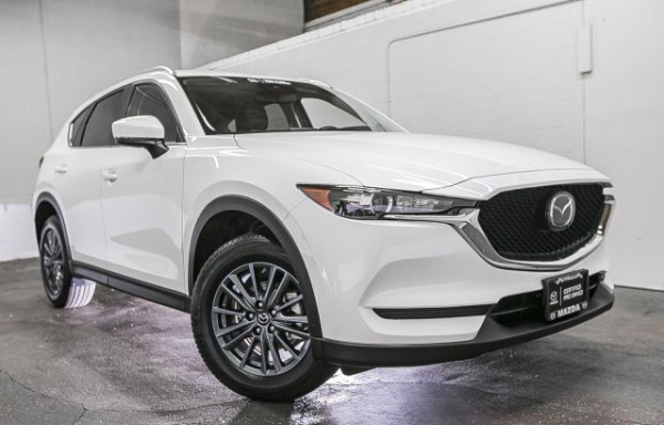 2019 Mazda CX-5 in Puyallup, WA