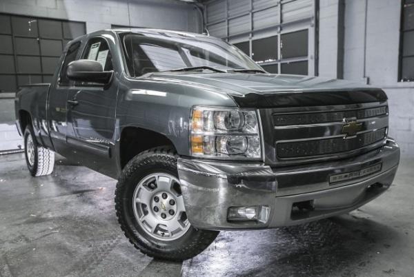 2012 Chevrolet Silverado 1500 Reviews, Ratings, Prices