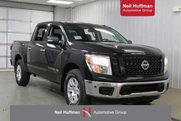 Neil Huffman Nissan >> 2019 Nissan Titan Sv Crew Cab 4wd For Sale In Frankfort Ky