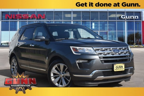2018 Ford Explorer in Corinth, TX