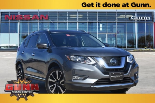 2019 Nissan Rogue in Corinth, TX