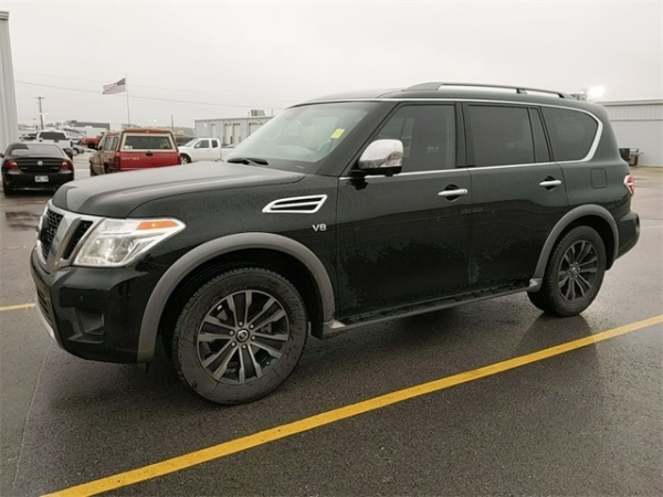 2017 Nissan Armada in Broken Arrow, OK