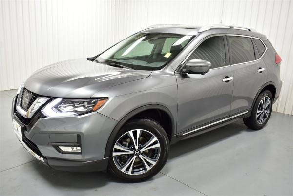 2017 Nissan Rogue in Broken Arrow, OK