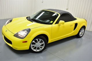 Used Toyota Mr2 Spyders For Sale Truecar