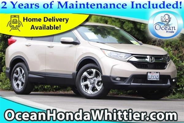2018 Honda CR-V in Whittier, CA