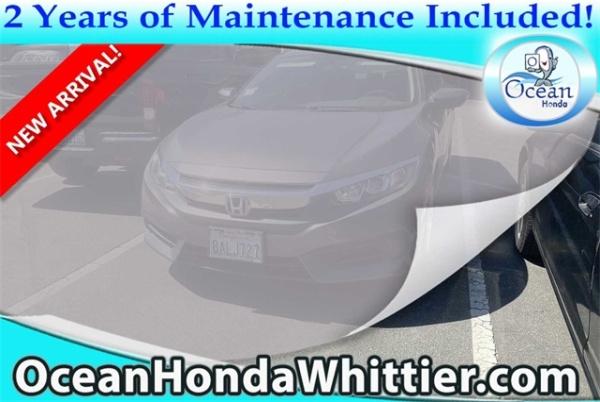 2017 Honda Civic in Whittier, CA