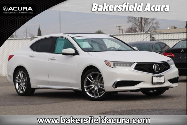 2019 Acura TLX 3.5L FWD with Technology Package