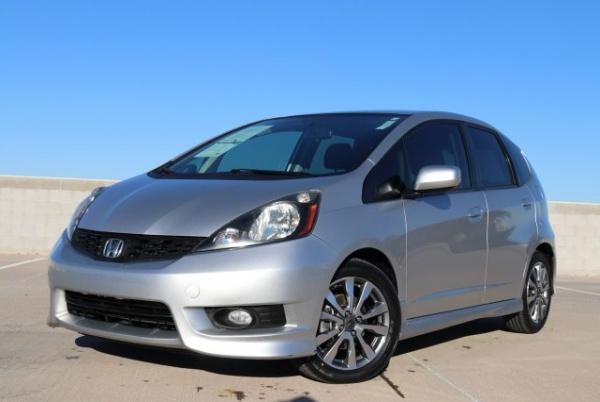 2012 Honda Fit in Tempe, AZ