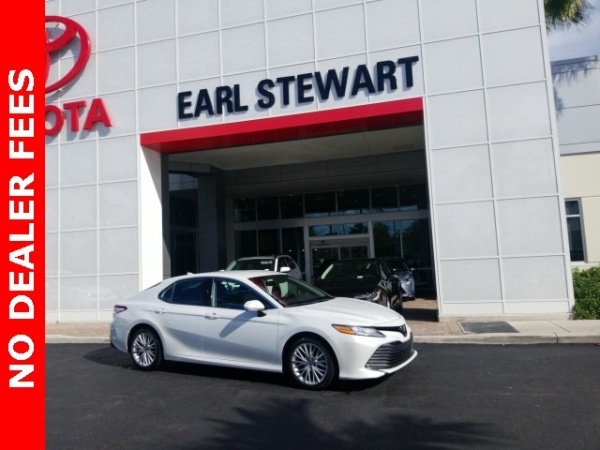 2019 Toyota Camry in Lake Park, FL