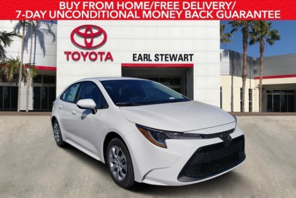 2020 Toyota Corolla in Lake Park, FL