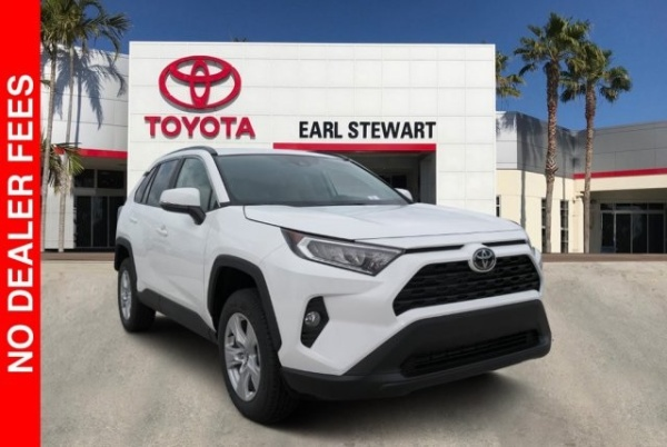 2020 Toyota RAV4 in Lake Park, FL
