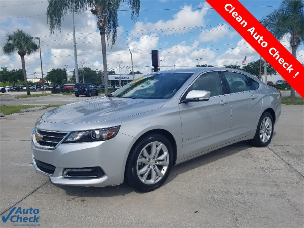 2018 Chevrolet Impala in Vero Beach, FL