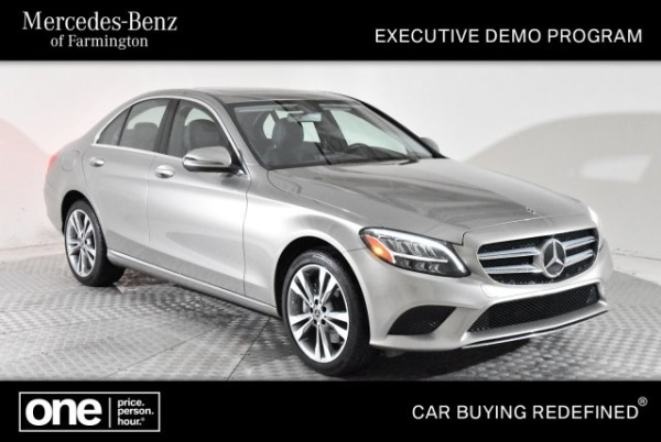 2019 Mercedes-Benz C-Class in Farmington, UT