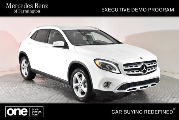 2020 Mercedes-Benz GLA in Farmington, UT