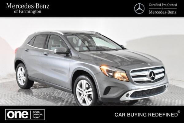 2017 Mercedes-Benz GLA in Farmington, UT