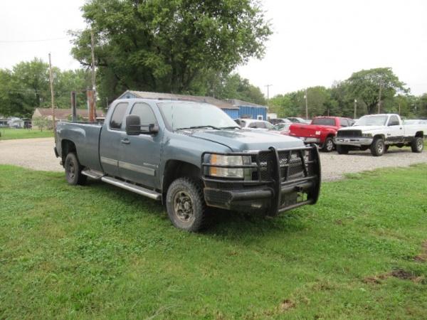 2008 Chevrolet Silverado 3500HD 1LT