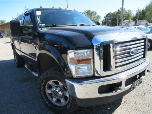 2010 Ford Super Duty F-250 XL