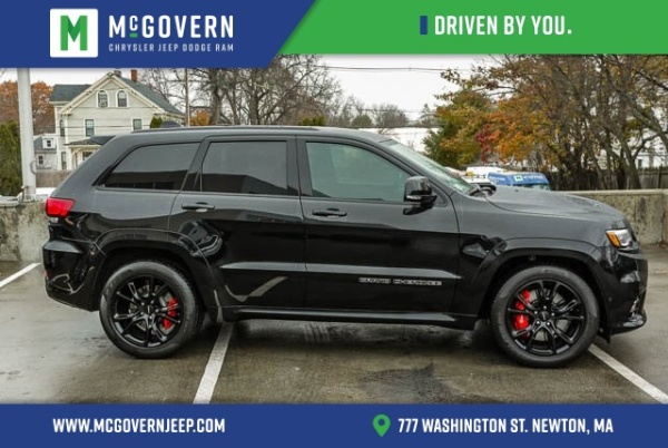 2017 Jeep Grand Cherokee in Newton, MA
