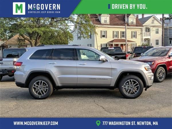 2020 Jeep Grand Cherokee in Newton, MA