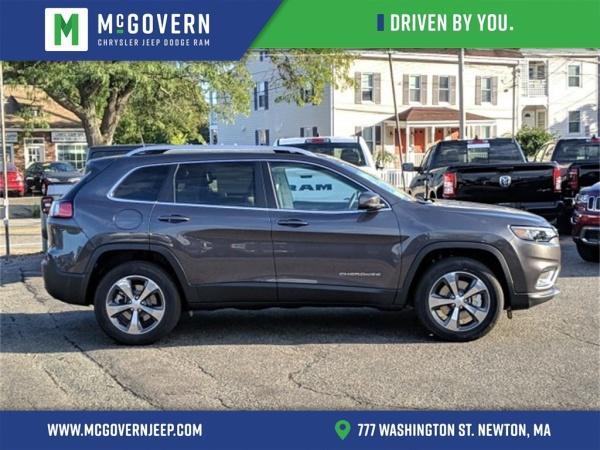 2020 Jeep Cherokee in Newton, MA