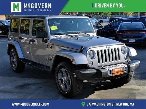 2018 Jeep Wrangler in Newton, MA