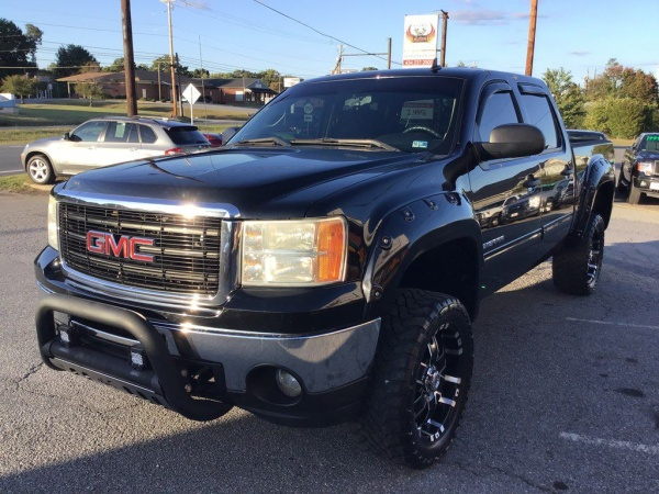 2011 GMC Sierra 1500 in Lynchburg, VA