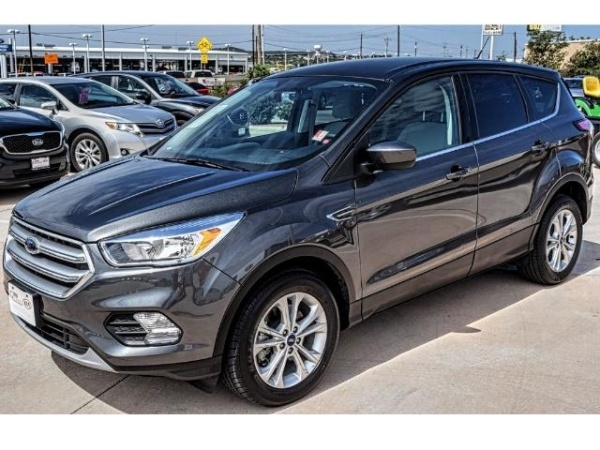 2017 Ford Escape in San Angelo, TX