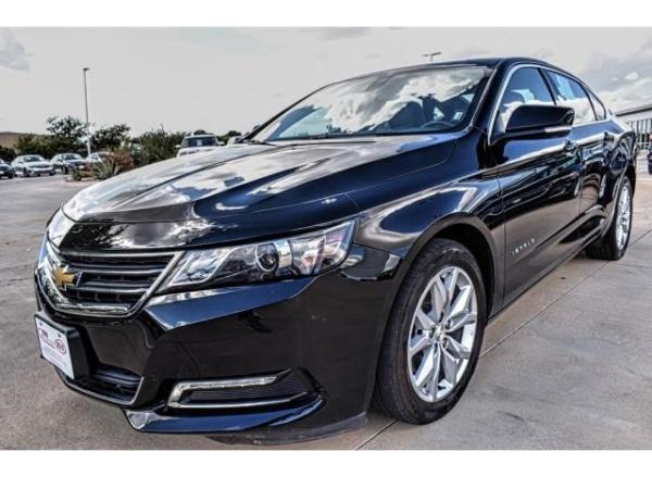 2018 Chevrolet Impala in San Angelo, TX