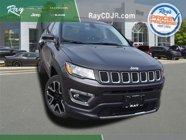 2020 Jeep Compass in Fox Lake, IL