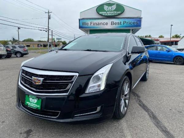 2016 Cadillac XTS Livery Package