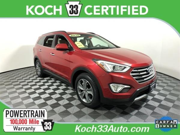 2016 Hyundai Santa Fe in Easton, PA
